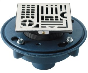 "DECO LINE STYLEDRAIN SET WITH 3"" NO-HUB Product Image"
