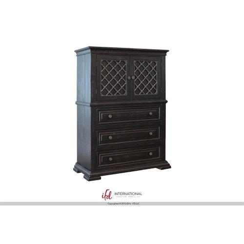 9 Drawer, 1 door Dresser