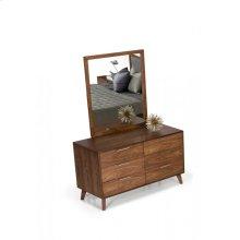 Nova Domus Soria Modern Walnut Dresser