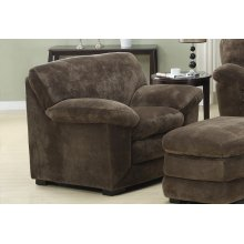 Emerald Home Devon Chair-ottoman Set Mocha U3203b-05-2pc-k