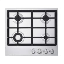 "24"" 4 Burner Gas Cooktop"