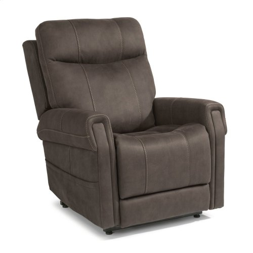 Jenkins Fabric Power Lift Recliner