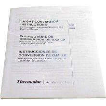 Installation Manual For LP Kit 00645617 PLPKIT