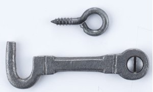 Cast Iron Hook Product Image