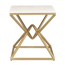 Pyramid End Table
