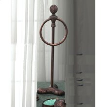Oceanus Vanity Top Towel Ring
