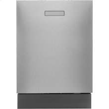 """ASKO 24"""" Built-in Dishwasher with Integrated Handle- ADA Compliant - Stainless Steel"""