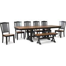 Table Base (ebony)