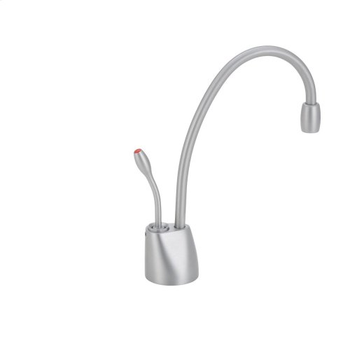 Indulge Contemporary Hot Only Faucet (F-GN1100-Brushed Chrome)