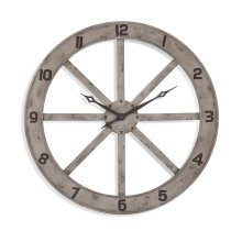 Farmhouse Wall Clock