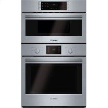 """Bosch 500 Sgl Oven, 30"""", Combi-Ready HBL5751UCC"""