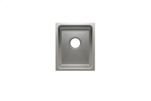 """Classic 003228 - undermount stainless steel Bar sink , 12"""" × 15"""" × 7"""" Product Image"""
