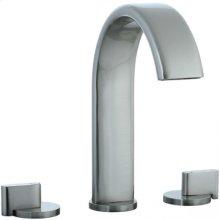 Techno M3 - 3pc Hi-Arch Roman Tub Filler Trim - Polished Chrome
