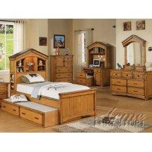 Finish Twin Size Bedroom Set
