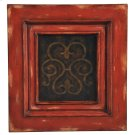 Medallion Tall Cabinet - Antique Red Product Image