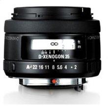 35mm F2 D-Xenogon Lens