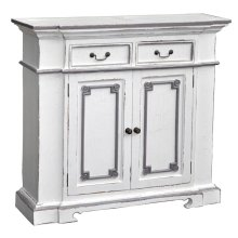 2 Door Narrow Sideboard