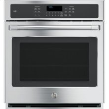 "27"" Electric Convection Self- Cleaning Single Wall Oven"