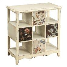 4 Drw Bookcase