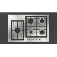 "30"" GAS COOKTOP - STAINLESS STEEL"