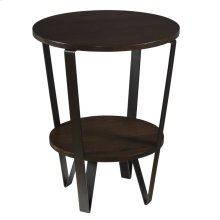 Dax Round End Table