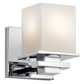 Tully 1 Light Wall Sconce Chrome