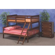 Twin/ Full Mission Bunkbed