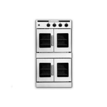 "30"" Legacy French Door Double Deck Wall Oven"