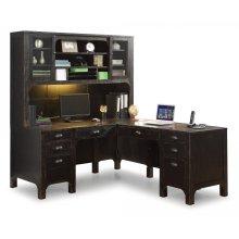 Homestead L-Shaped Desk