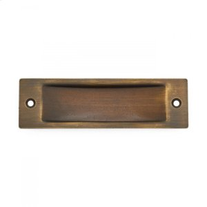 Thin Rectangle Flush Pull Product Image