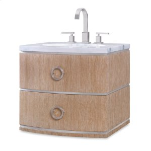 Cirque Petite Wall Sink Chest -Accordion Product Image