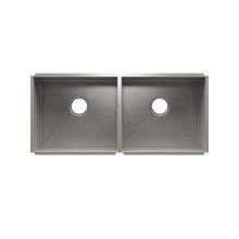 """UrbanEdge® 003682 - undermount stainless steel Kitchen sink , 18"""" × 16"""" × 8""""  18"""" × 16"""" × 8"""""""