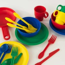 27-Piece Cookware Playset - Primary