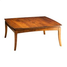 """Sabin 42"""" Square Cocktail Table"""