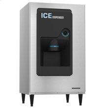 "DB-200H, 30"" W Hotel/Motel Ice Dispenser - Stainless Steel Exterior"