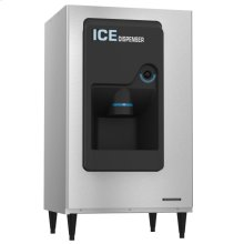 "DB-200H, 30"" W Hotel/Motel Ice Dispenser - Stainless Steel Exterior"