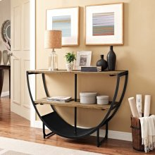 Uplift Natural Stand in Brown