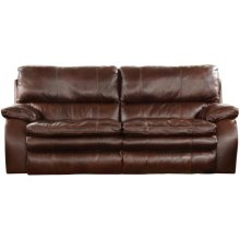 Power Headrest Power Lay Flat Reclining Loveseat