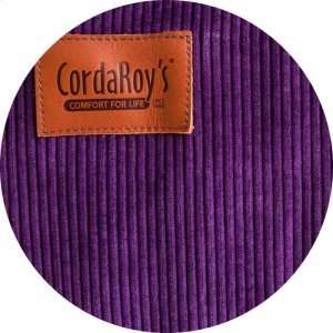 Full Cover - Corduroy - Purple Product Image