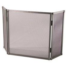 Iron Fire screen Full Faced Triple Panel