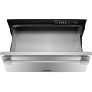 "Heritage 24"" Pro Warming Drawer, Silver Stainless Steel Product Image"