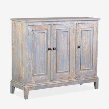 Nias 3-Door Cabinet