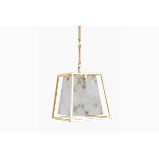 Stacey Chandelier - Gilded Gold