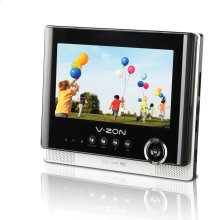 7 inch Portable Tablet DVD/CD/MP3 Player