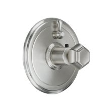 Sunset StyleTherm Trim Only With Single Volume Control - Biscuit