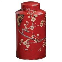 Tea Merchants Tin Box - Lg