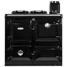Black Artisan Woodburning Cookstove - Model HLARTISAN