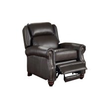 Push Back Recliner in Pacific-Dawn