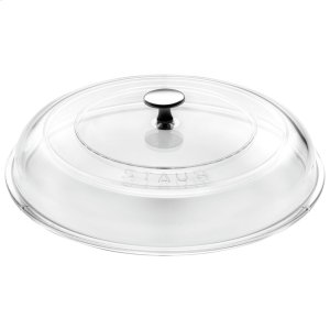 Staub Cast Iron 10-inch Glass Lid domed made of glass Product Image