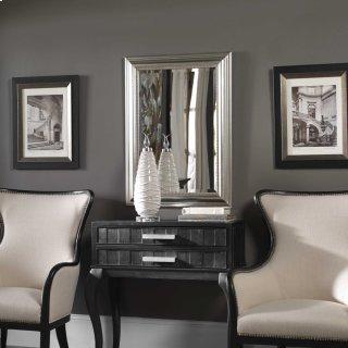 Stuart Silver Mirror